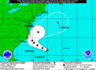 TD Eight could become a tropical storm