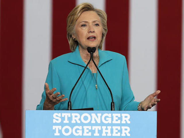 USA election: Hillary Clinton unveils mental health plan