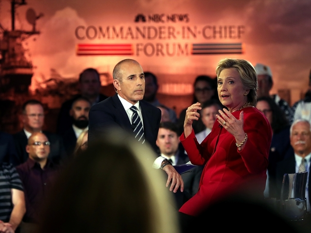 Republican VP Hopeful Fires Back at Clinton Remarks