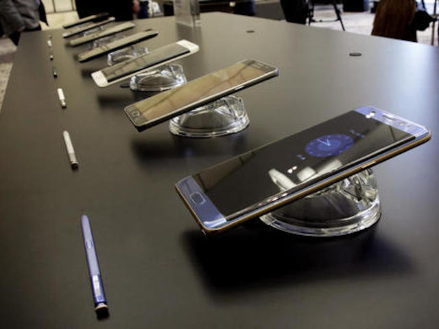 United States formally recalls Samsung Galaxy Note 7