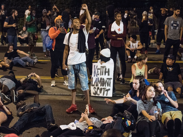 Police arrest suspect wanted for killing Charlotte protester