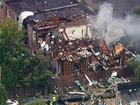 Several hurt after home explodes in NYC
