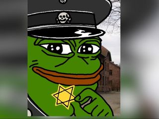 ADL adds Pepe the Frog to hate symbols database