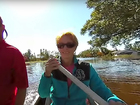 360 video: Hurricane Matthew flooding in NC