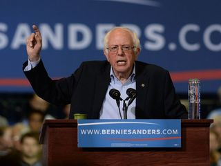 Sanders supporters may vote for him as write-in