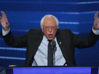 Bernie Sanders brushes off email insults