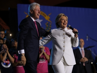 Email shows Clinton camp prep for Bill questions