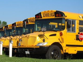 CALL 6: School bus cameras not required by law