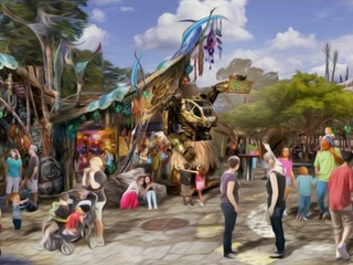 Photos of 'Avatar' land at Animal Kingdom