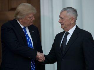 Mattis nominated as Trump's secretary of defense