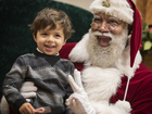 Mall of America hires its first black Santa
