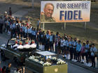 Fidel Castro's ashes interred in Cuba