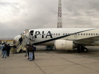 Plane crashes in Pakistan, casualties unknown