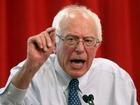 Sen. Bernie Sanders holds job rally in Indy