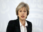 Theresa May commits to UK parliament Brexit vote