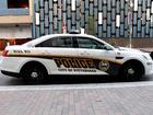 Police kills homeowner chasing burglar