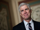 Democrats delay vote on Gorsuch
