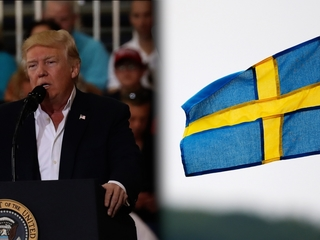 There was no terror attack in Sweden last week