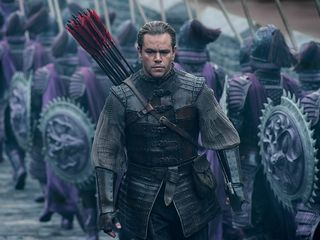 'The Great Wall' debut flops in US theaters