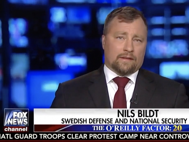 Swedes puzzle over Fox News' Swedish 'security advisor'