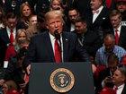 Trump voters split over how president has done