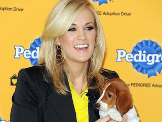 Photos: Country music stars and their cute dogs