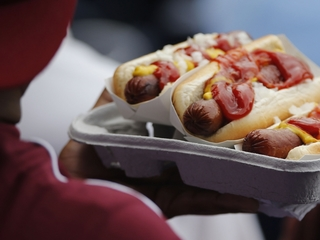 Nathan's Famous becomes official hot dog of MLB