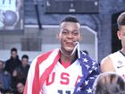 Jarred Vanderbilt talks basketball greatness