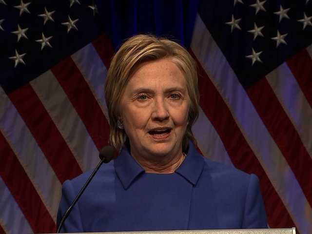 Misogyny played a role in U.S. election loss: Clinton
