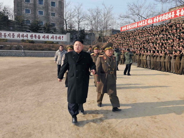 North Korea threatens Australia with nuclear strike if it follows US line