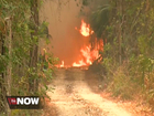 Worst Florida fire season in years