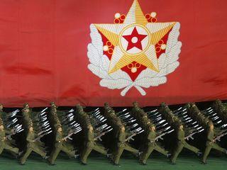 North Korea test fires ballistic missile