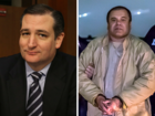 Cruz: 'El Chapo' should pay for border wall