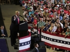 Trump holds rally to mark his first 100 days