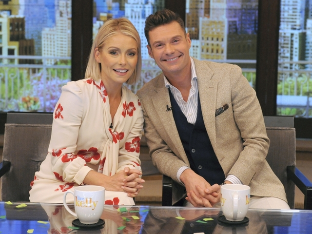 Ryan Seacrest new Kelly Ripa co-host on 'Live'