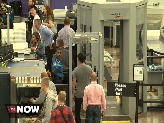 TSA working to protect us before we make it through security - TheIndyChannel.com Indianapolis, IN