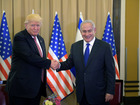 Trump: Israel, Palestine ready for peace