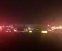 Newark airport closes due to airplane fire