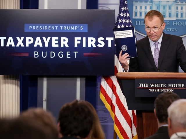 President Trump's budget does not add up ($2 trillion math error)