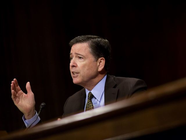 FBI Refuses to Share Comey Memos with Congress