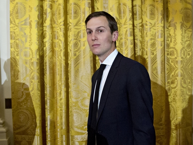 Federal Bureau of Investigation homes in on Trump's son-in-law Jared Kushner in Russian Federation probe
