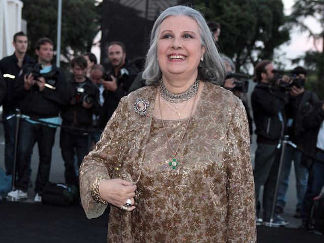 Laura Biagiotti: Fashion designer called 'Queen of Cashmere' dies at 73 - TheIndyChannel.com Indianapolis, IN