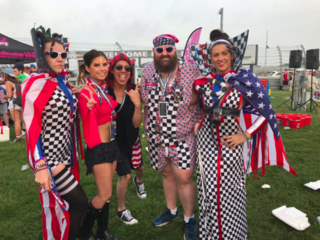 Fans at IMS set data record for race weekend