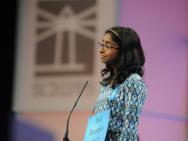 Indian-origin Ananya Vinay wins Scripps National Spelling Bee 2017
