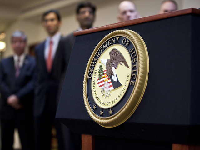 DOJ Just Charged A Federal Contractor With Illegally Leaking Top Secret Information