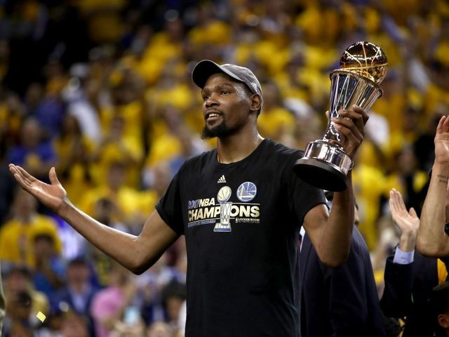 Cavaliers, Warriors deliver most-watched NBA Finals since 1998
