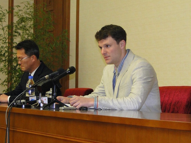 U.S.  student freed by N. Korea has 'severe neurological injury'