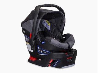 Britax recalls car seats over clip problem