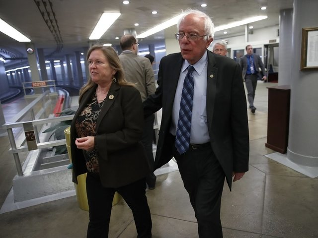 Bernie, Jane Sanders hire lawyers in response to FBI bank fraud investigation
