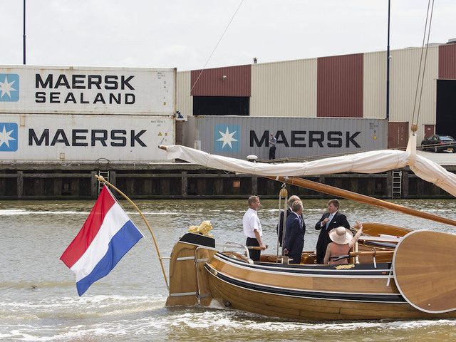 Maersk says its IT system is down